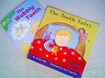 The Tooth Fairy 歯の妖精 My First Reader