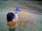 飛行機あそび 篠山チルドレンズミュージアムにて
