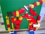 レゴでピタゴラ装置 作り方