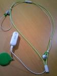 バッファローコクヨサプライ BUFFALO ステレオイヤホン Bluetooth 2.1対応 ホワイト BSHSBE06WH