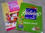 ジャズ・チャンツ Holiday Jazz Chants Tiny Talk ABC songbook