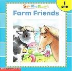 Sight Word Readersのセット絵本の中の1冊です-Farm Friends