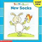 Sight Word Readersのセット絵本の中の1冊です-New Socks