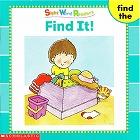 サイトワードリーダーズ 英語絵本 幼児 Find it!