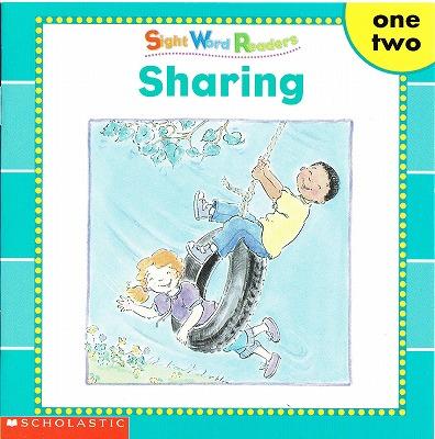 Sight Word Readersのセット絵本の中の1冊です-Sharing